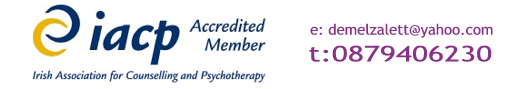 Contact Demelza of DML Counselling & Psychotherapy, Enniscorthy, Wexford, Ireland, IACP Accredited